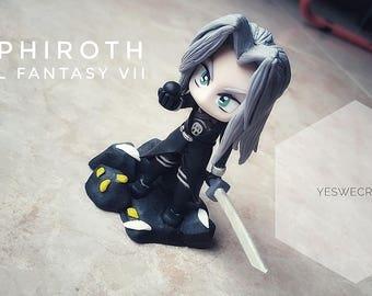 Sephiroth-Final Fantasy VII