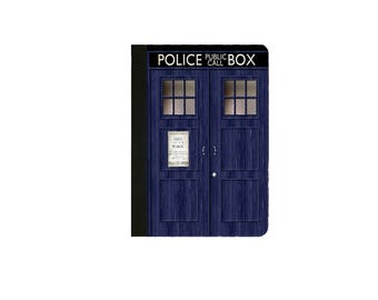 IPad 2 case,IPad 3 Case,Ipad 4 Case Ipad Air/Air 2 Case Ipad Pro 9.7/12.9 Faux Leather Folio Case DOCTOR WHO - TARDIS Folio Case