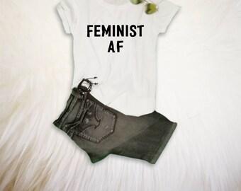 Feminist Shirt Girl Power Shirt Feminism Shirt Women TShirt Feminist Gift for her Birthday Gift for Girlfriend