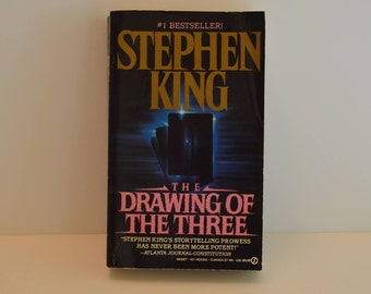 Stephen King The Drawing Of The Three