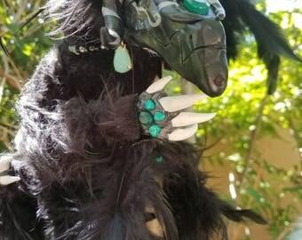 Dragon Art Doll Commission