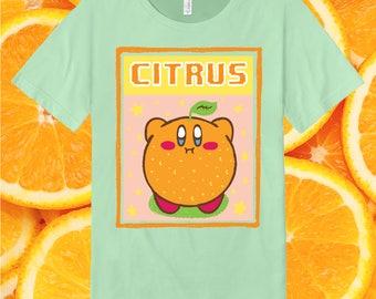 Citrus Kirby Crayon T-Shirt *PREORDER*