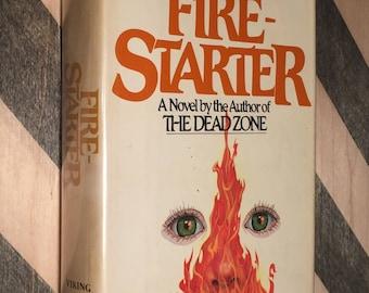 Firestarter by Stephen King (1980) hardcover first edition