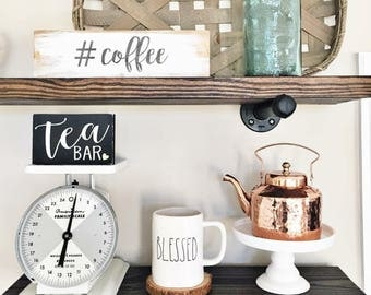 Floating Shelves, Floating Shelf, Rustic Shelves, Wooden Shelves, Wood Shelves, Rustic Wood Shelving, Rustic Industrial Shelf, JustKnotWood