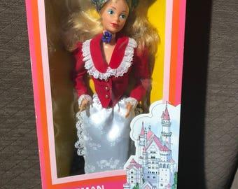 1986 NIB German Barbie
