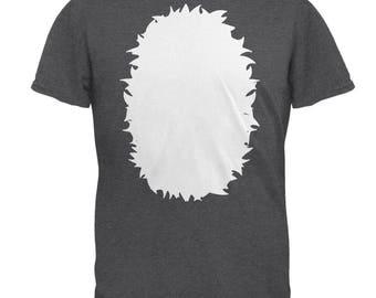 Halloween Raccoon Costume Mens T Shirt