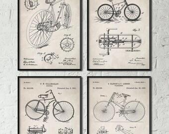 Bike Art Print, Mens Bike Gift, Bicycle Wall Art, Bicycle Print, Bike Poster, Cycling Decor, Hipster Art Print, Black and White Art S011