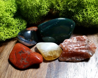 Momentum - Crystal Set for Increased Energy