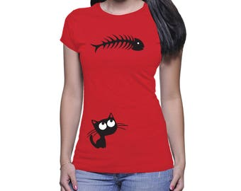Catfish T-Shirt for Women