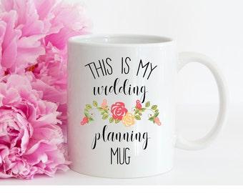 Bride to Be Mug - Future Mrs Mug - Wedding Planning Mug - Coffee Mug Bride - Top Selling Mug - Personalized - Gift for Her - Cute Mug