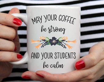 Teacher Coffee Mug | Mug for Teacher | Teacher Mug | New Teacher Gift | Personalized Teacher Mug | Mugs for Teachers | Custom Mugs