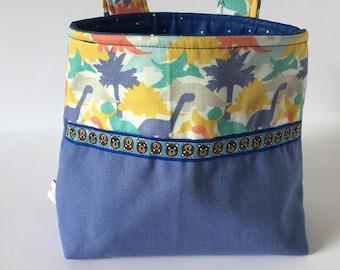Bicycle handlebar bag bicycle basket hanging basket gift