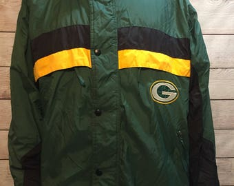 NFL Game Day Greenbay Packers Jacket by Logo 7