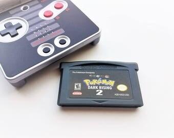 Pokemon Dark Rising 2 Nintendo Game Boy Advance GBA & DS Lite -(English Fan Made)