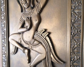 Apsara Wall Decor- FREE SHIPPING