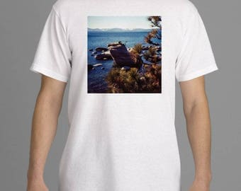 "Men's T-Shirt ""Bonsai Rock"""