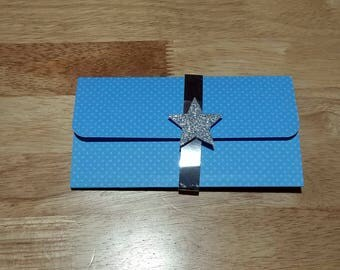 Birthday/Wedding/Occasions Gift Card/Voucher/Money/Lottery Ticket Holder/Wallet