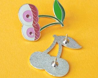 Cherries Lapel Pin