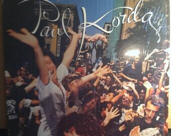 Paul Korda Dancing In The Aisles Vinyl Rock Record Album