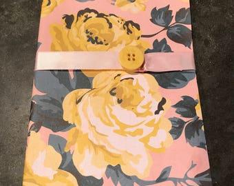 Embellished Moleskine Journal