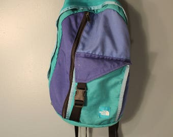 Vintage 80's North Face Backpack