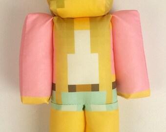 Little Kelly Minecraft Plush Toy