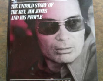 Raven , 1982 , Untold Story of Jim Jones and His People , Tim Reiterman , John Jacobs , Jonestown Massacre