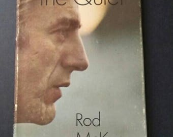 Caught In The Quiet, 1970 , Rod McKuen , Poetry Book , Out of Print