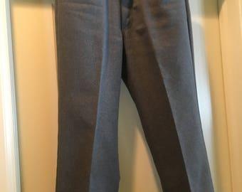 Levi's Western Style Trouser Pants 1970's Style Men's Levi's 32 x 34