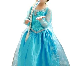Frozen Elsia Dress
