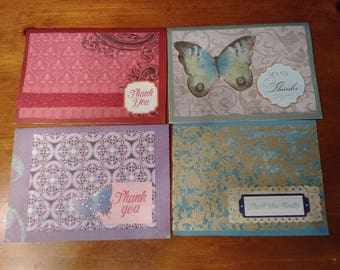 Thank You Greeting Card Pack 2