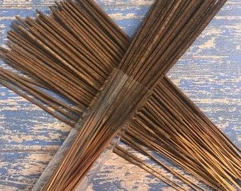 12 pk Hand dipped Stick Incense , Hamdmade incense, Spiritual incense, Blessing incense,Spiritual incense, Altar incense, Home fragrance,