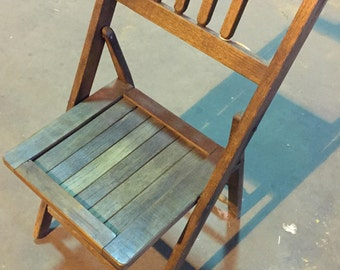 Vintage Folding Chair