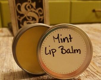 Mint Lip Balm