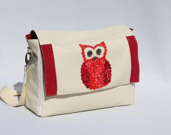 OWL diaper bag