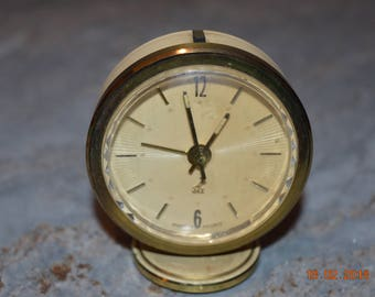 Vintage Jaz alarm clock