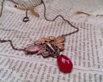 MOTH necklace
