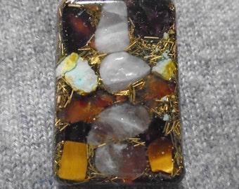 Orgone battery, piece of jewelry, travel companion, Chakrabalance, harmonizer