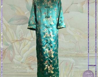 Vintage Chinese Dressing Robe