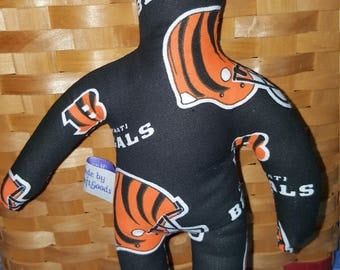 Cincinnati NFL Dammit Doll