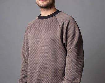 Sweater Silver Brown