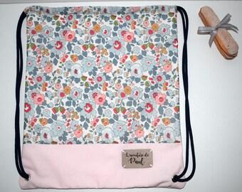Back - bag k-liberty purse pouch bag