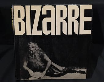 Bizarre compiled by Barry Humphries - 1965 Hardcover