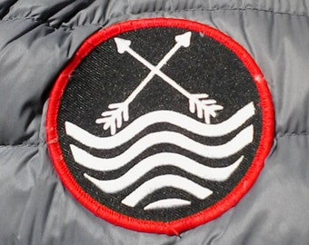 """3"""" WATER PROTECTOR Embroidered Patch"""