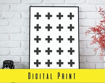 Digital Print Minimalist Geometric Print Digital Download Wall Art Prints Photography Prints Home Decor Prints