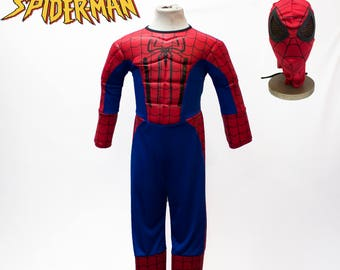 The Amazing Spider Man Boys Costume for Kids
