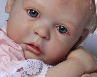 Custom Reborn Babies Lifelike OOAK  Gracie by Anne Timmerman. Sold out Kit. Girl or Boy Baby Doll. JUNE 2018 Order!