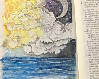 Bible journaling printable
