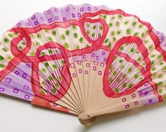 Unique hand fan design 4