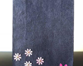 Handmade Gift Bags - EXCLUSIVE Flowers #1027